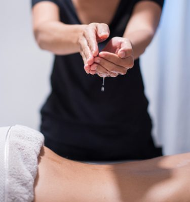 masaje aromatico madrid